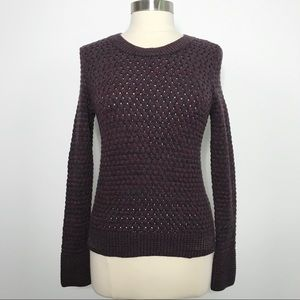 Victoria's Secret Marled Knit Chunky Sweater M